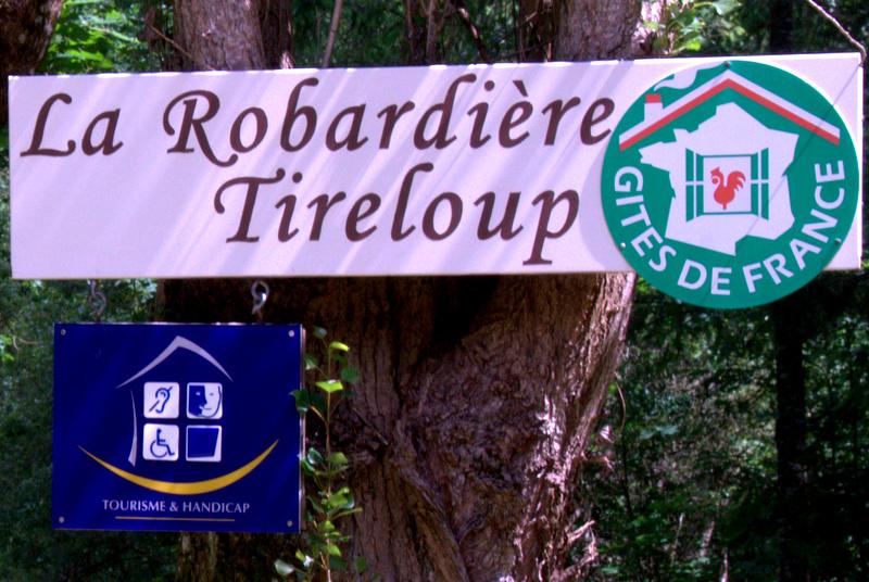 Labels Gîtes de France et Tourisme et Handicap
